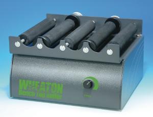 Sistema di coltura a rulli da banco per mini-bottiglie, Wheaton®